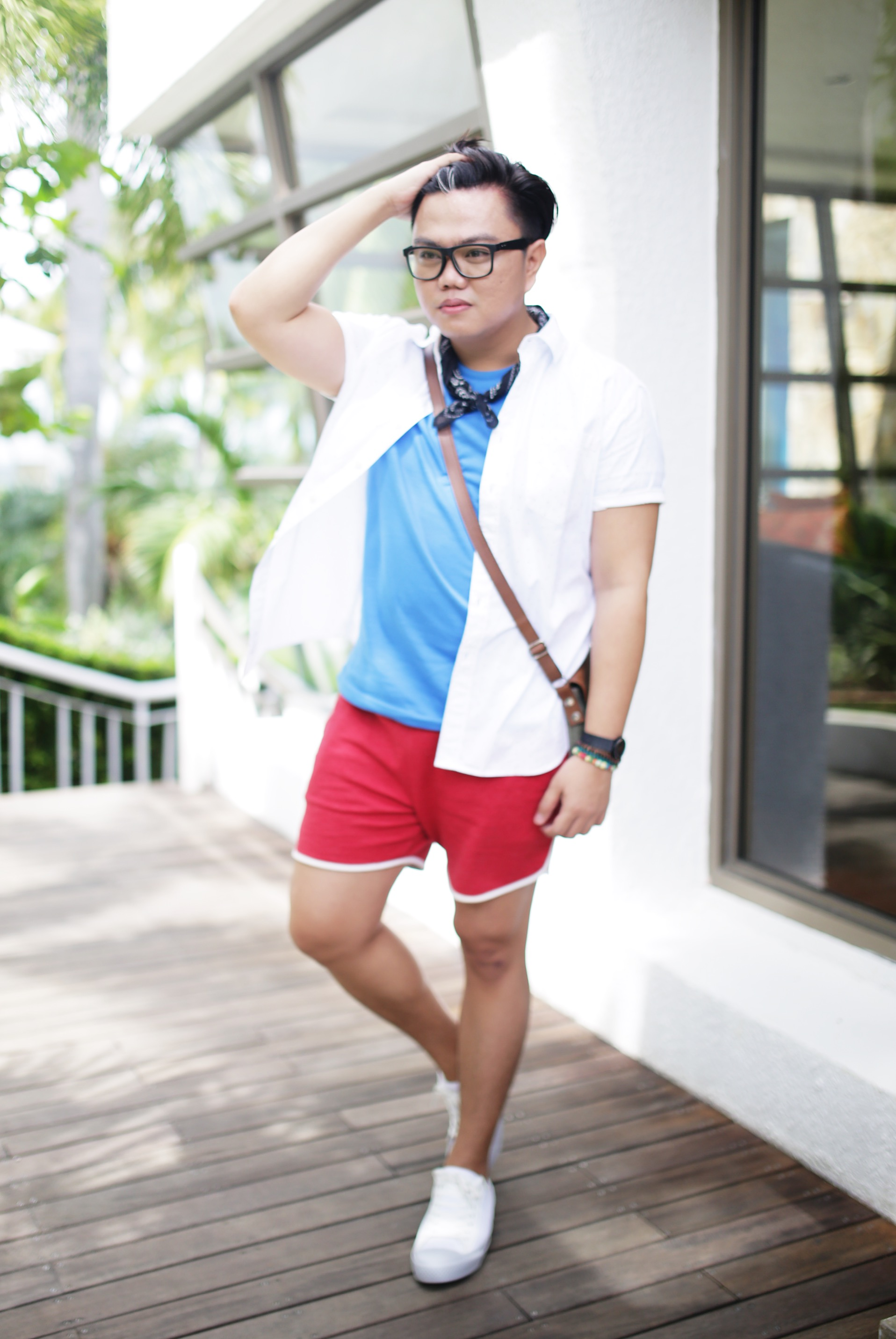Cebu Fashion Bloggers: Bank on Basics