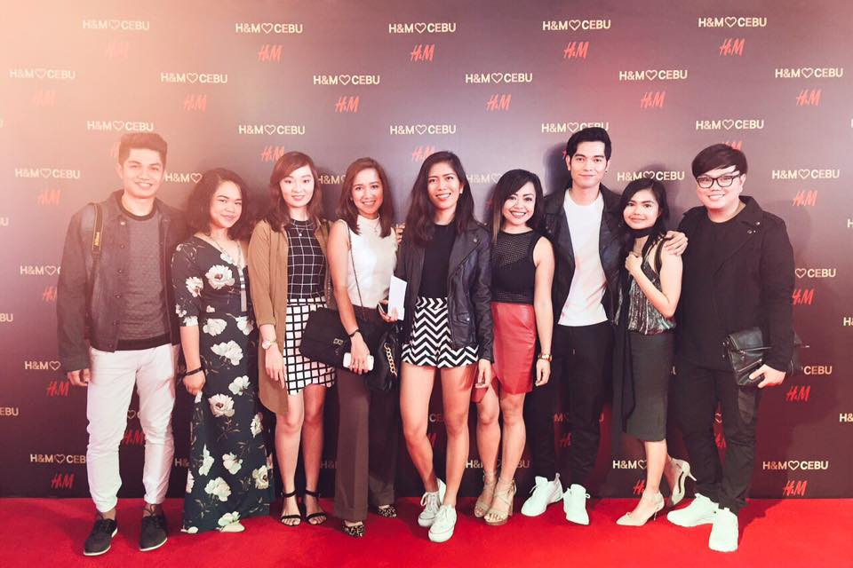Cebu Fashion Bloggers at H&M