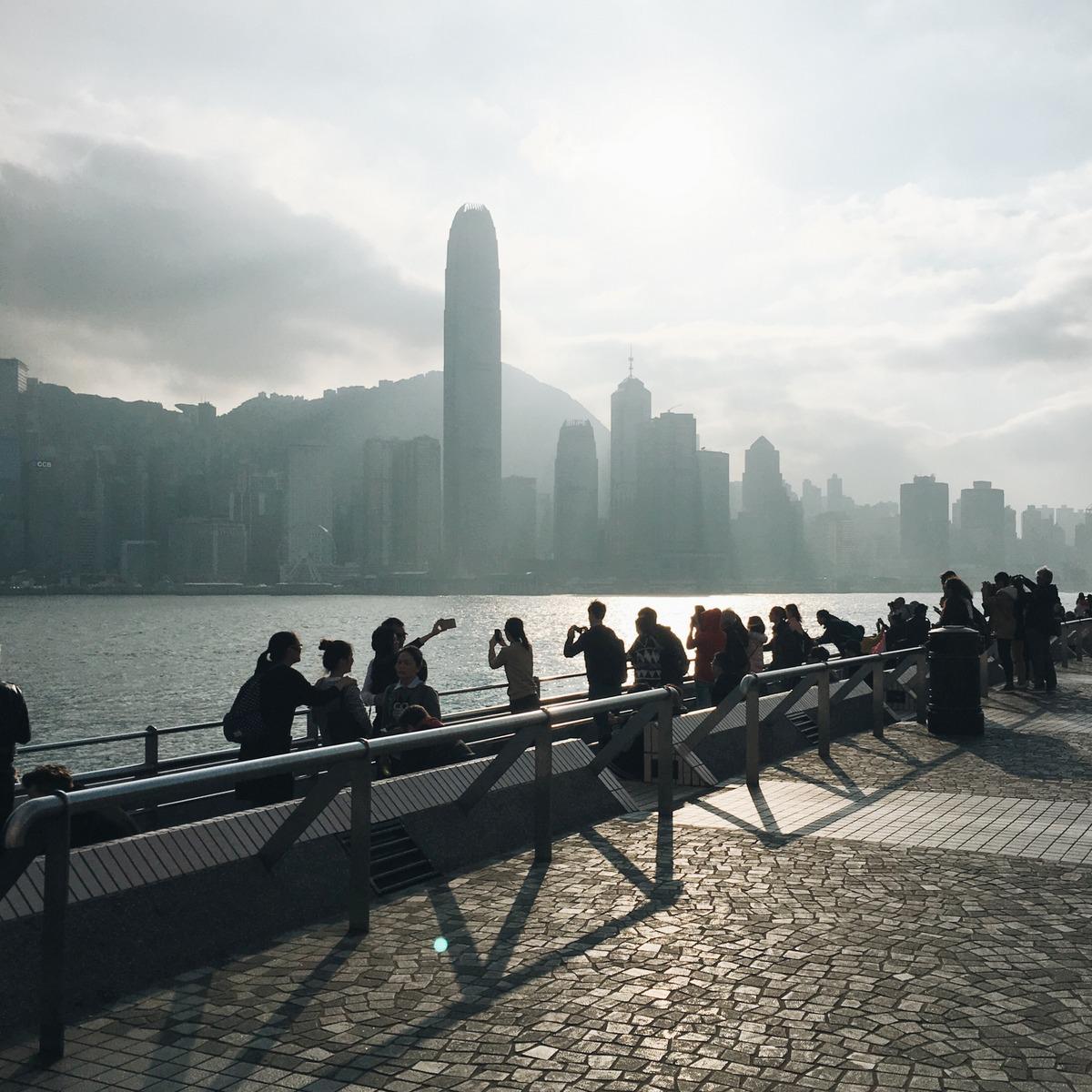 Hong Kong Day 1