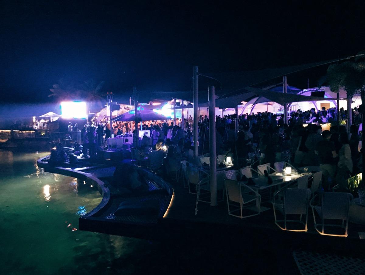 Neon Pineapple + Electro Beach Festival