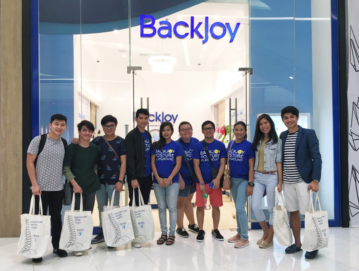 Backjoy Cebu