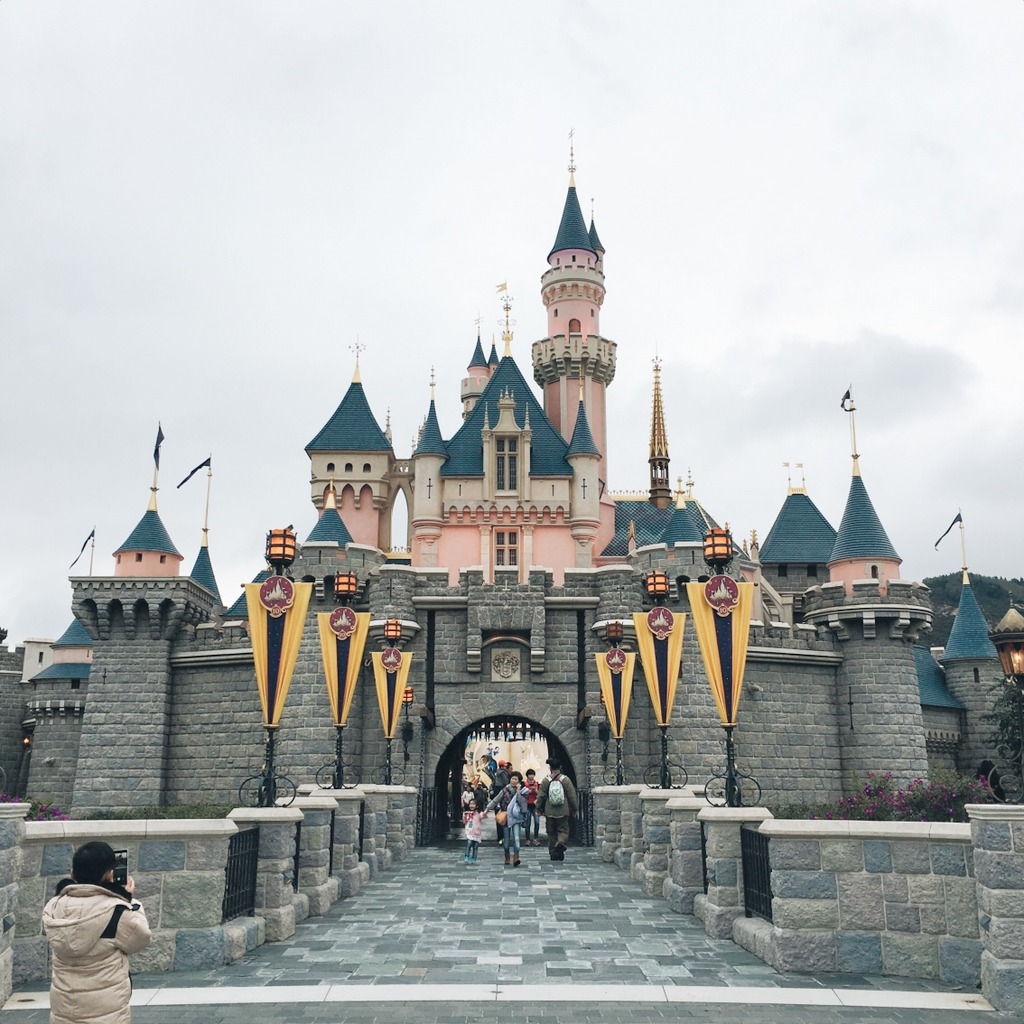 A Trip to Hong Kong Disneyland – Count Ocra