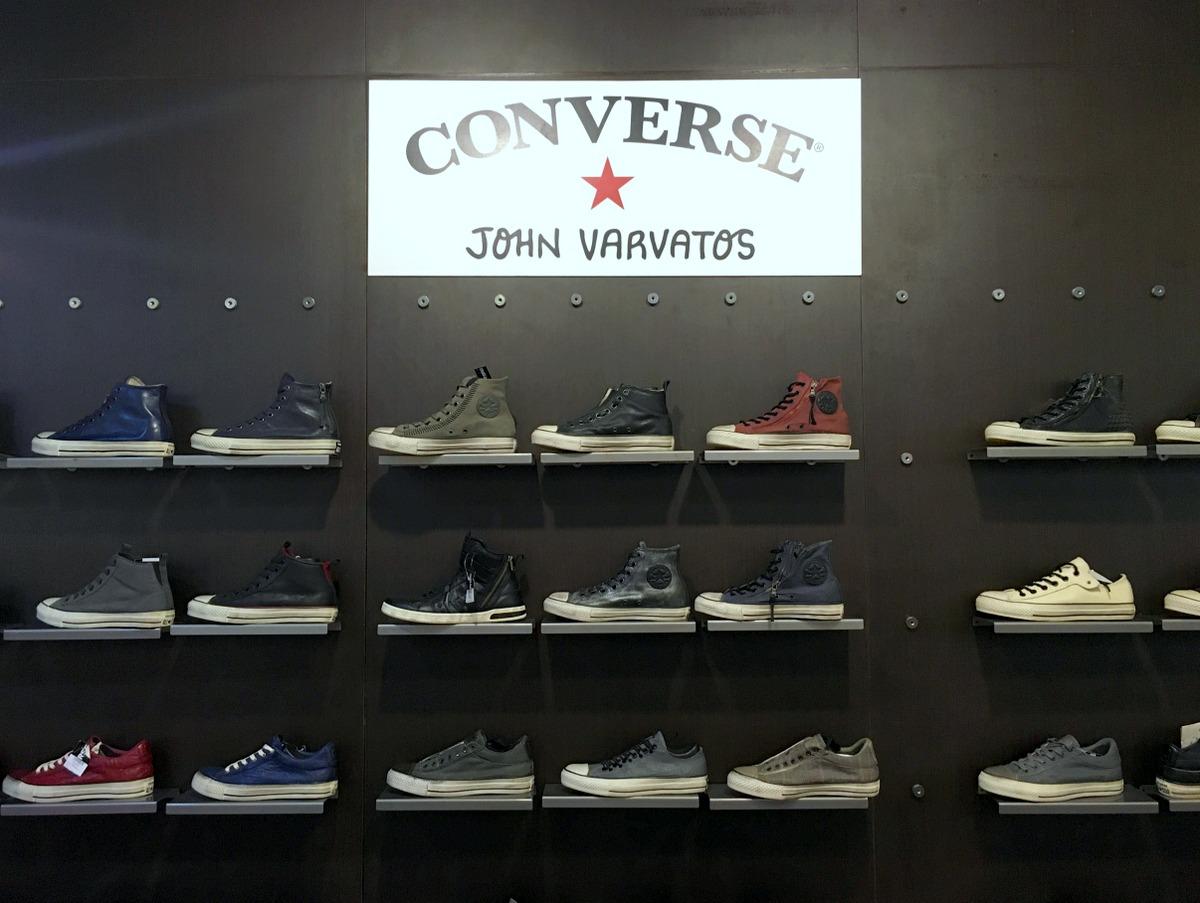 Converse John Varvatos