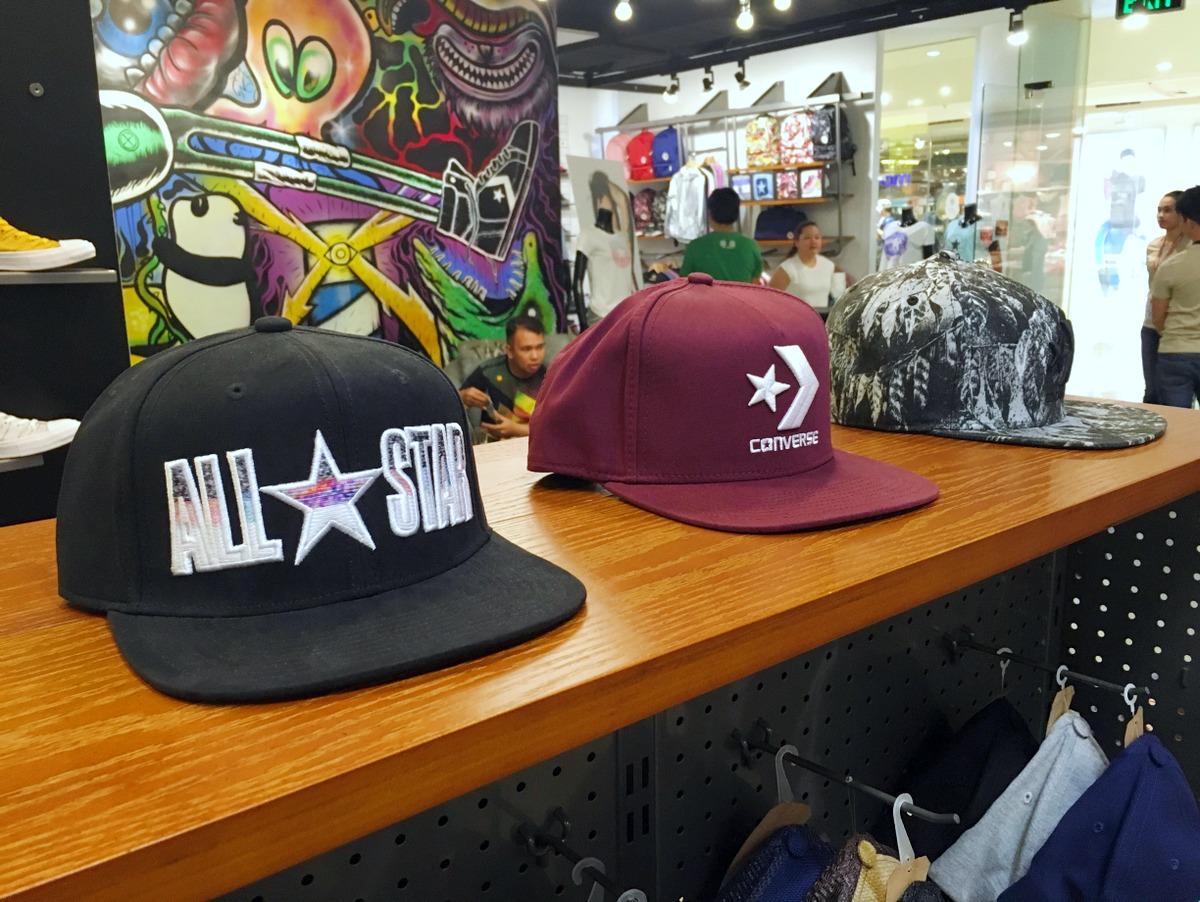Converse Caps