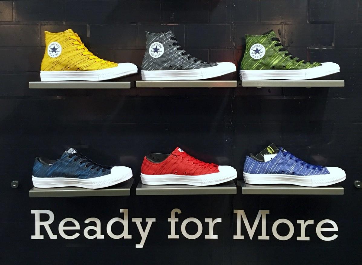 Skate shoes in cebu - Converse Chuck Taylor All Star Ii Knit