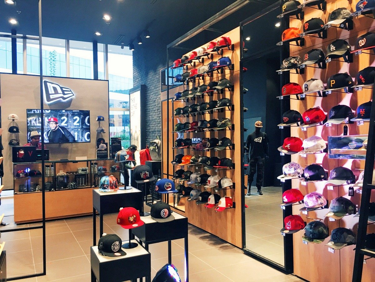New Era Cap opens store in Cebu – Count Ocram 19729112a75