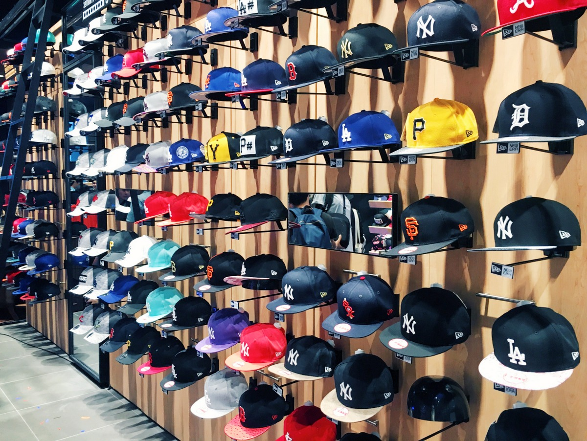 New Era Cap Opens Store In Cebu Count Ocram
