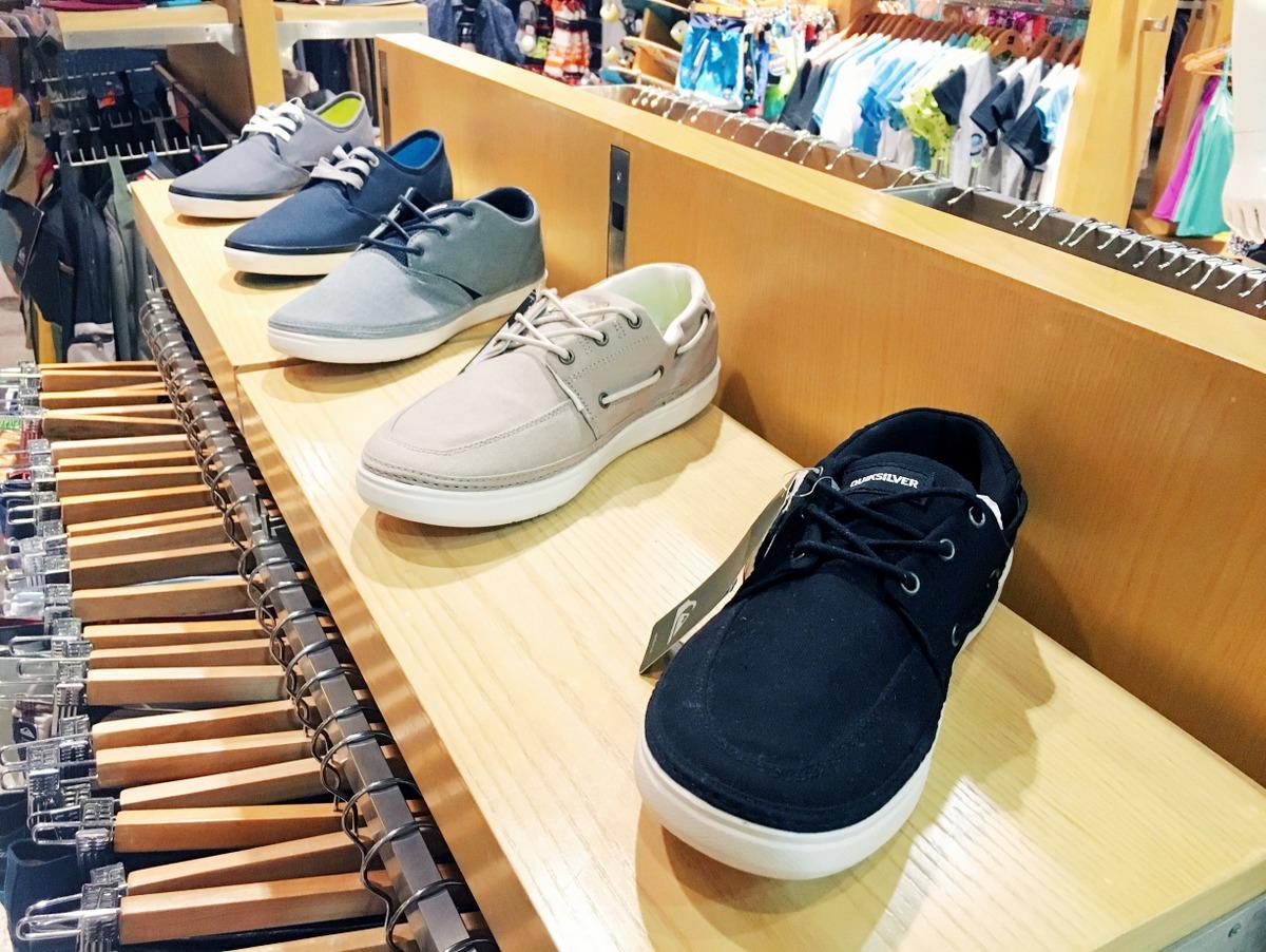 Skate shoes in cebu - Quiksilver Cebu