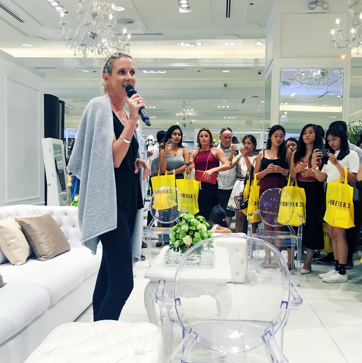 Forever 21 Style Insider Launch in Cebu