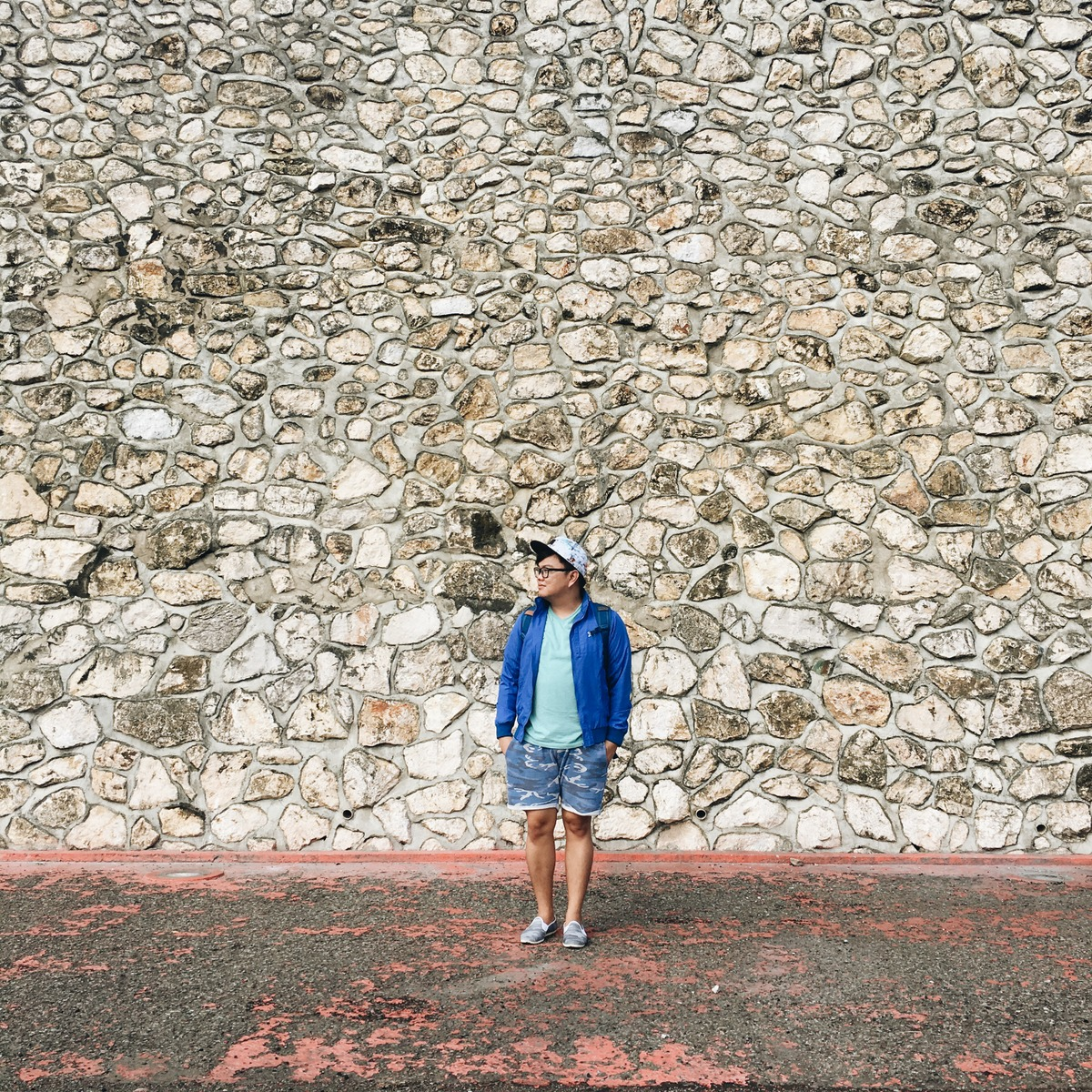 Cebu Fashion Bloggers - School Boy