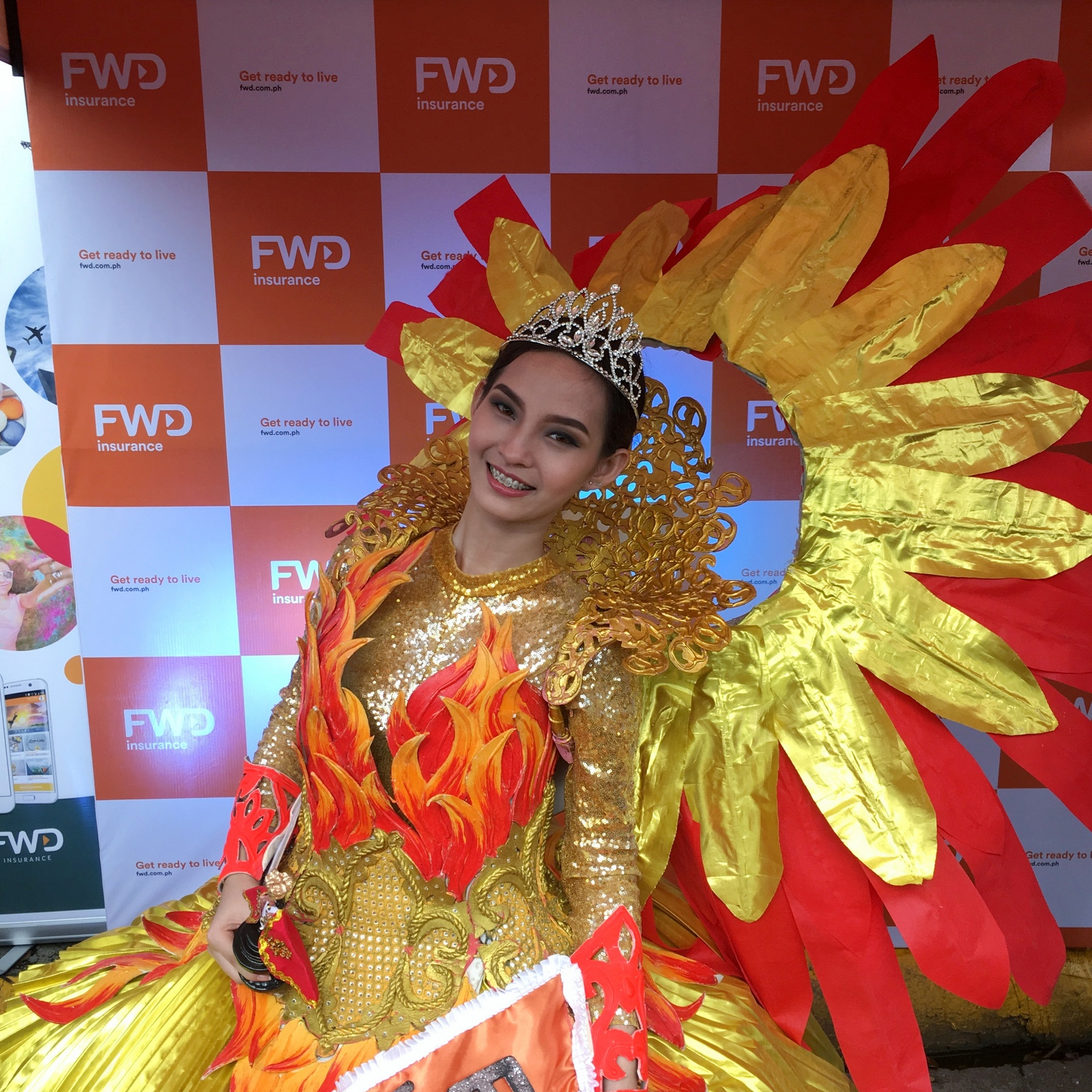 FWD Life Philippines Festival Queen