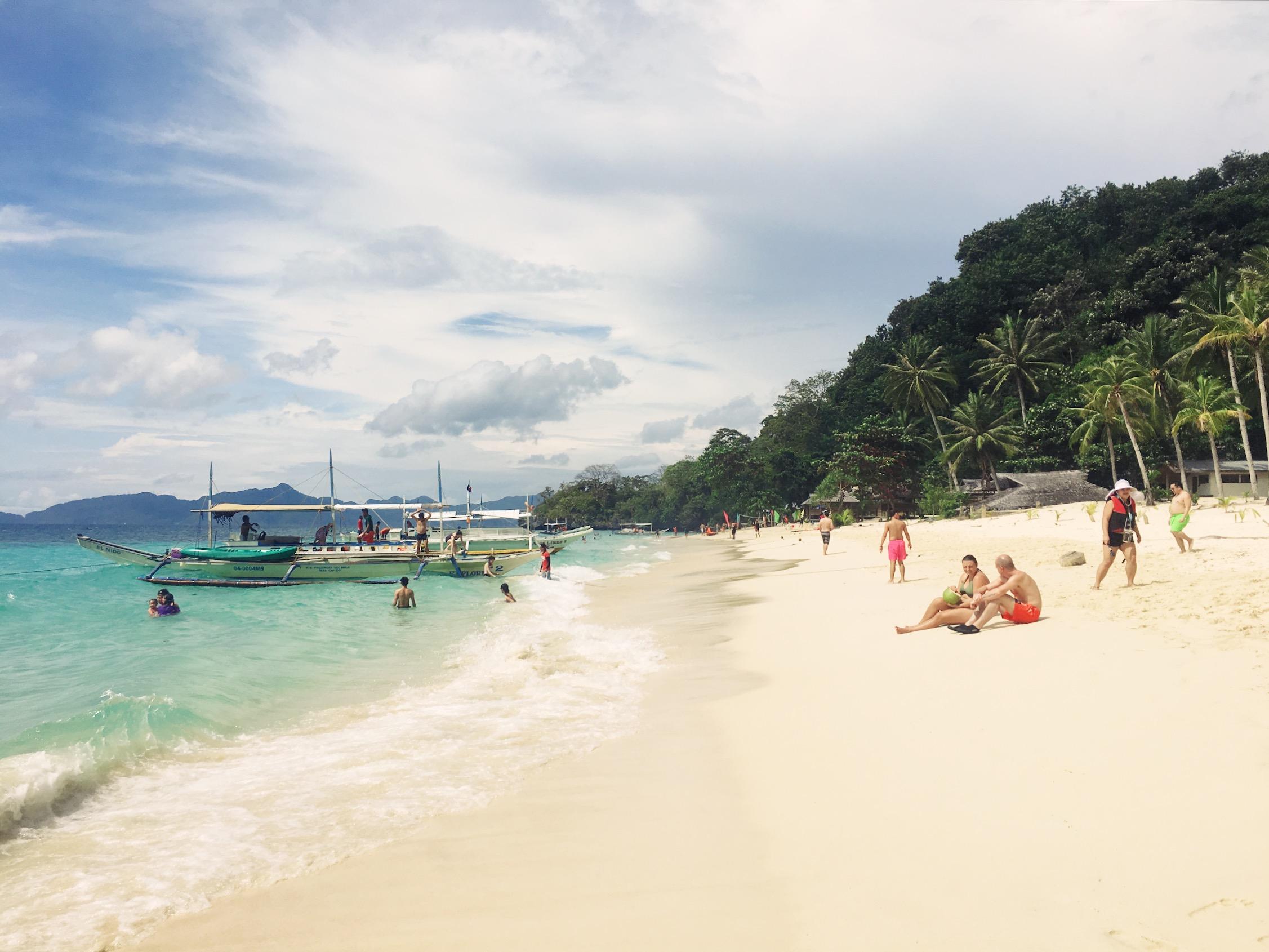 7 Commando Beach, El Nido, Palawan