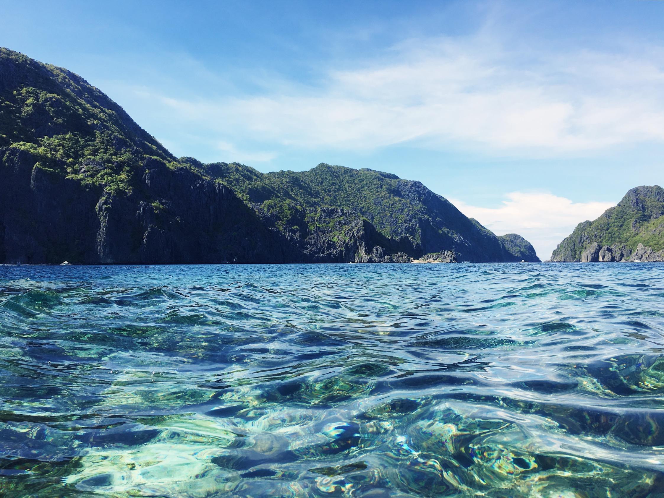 Matinloc Beach, El Nido, Palawan