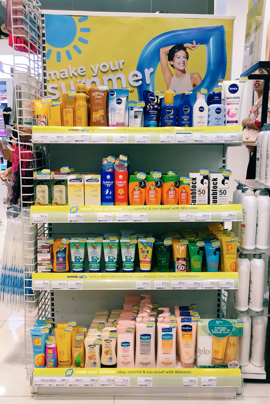 Watsons Make Your Summer