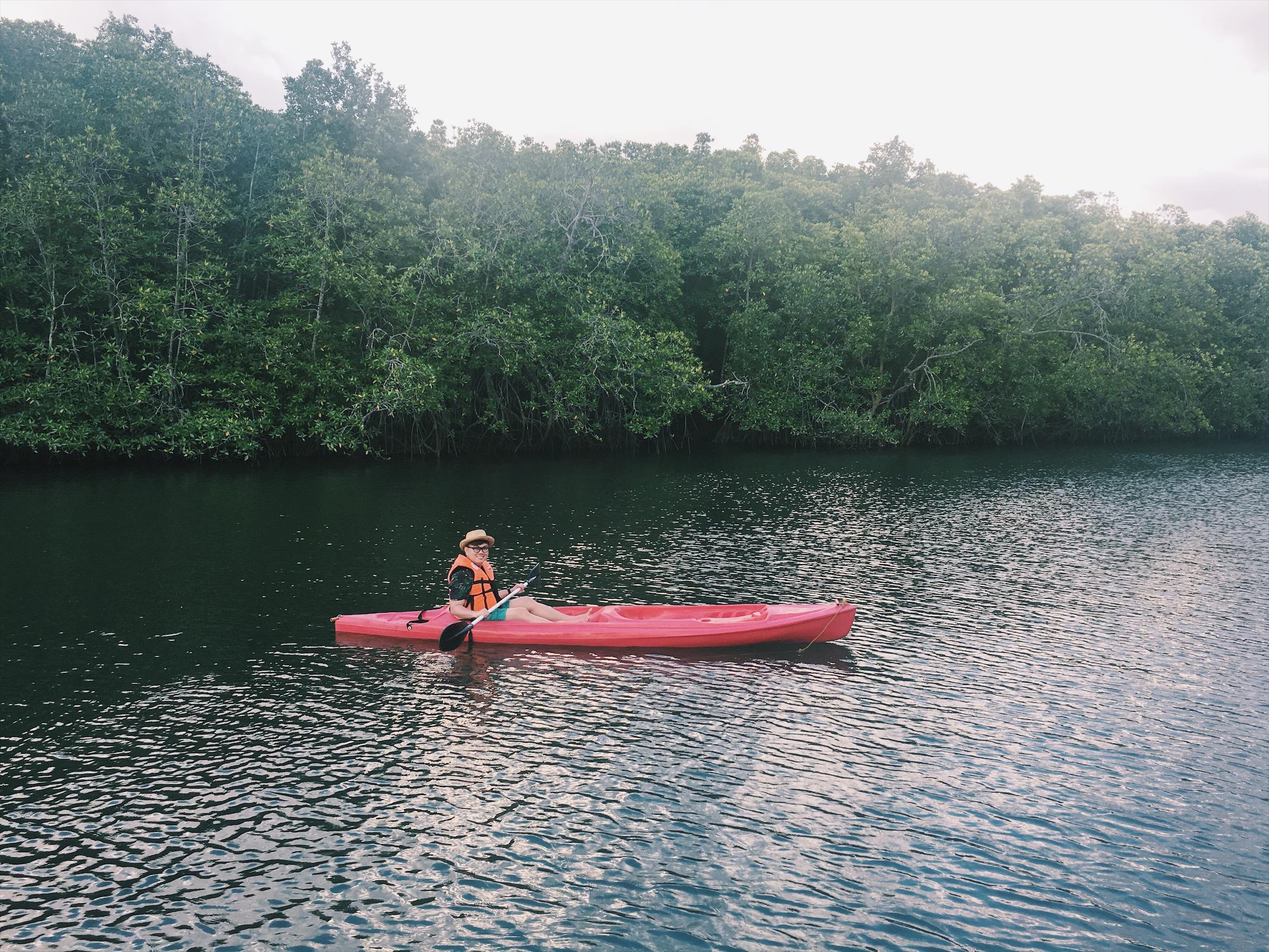 Bacungan River Cruise