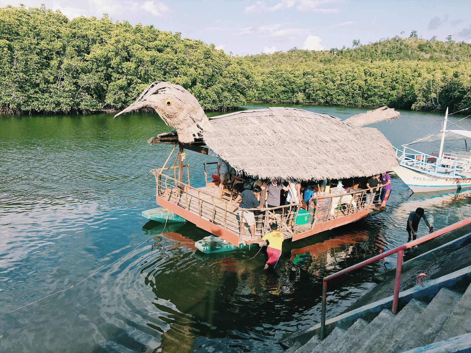 Bacungan River Cruise
