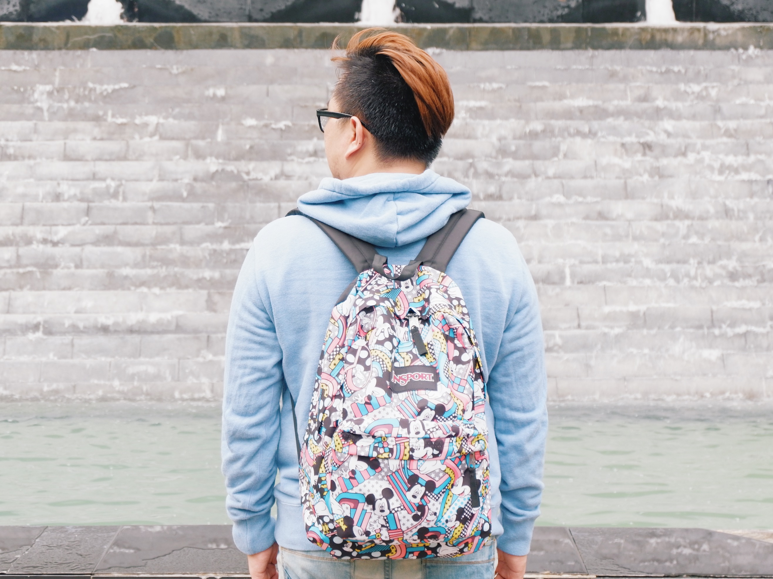 DisneyXJanSport