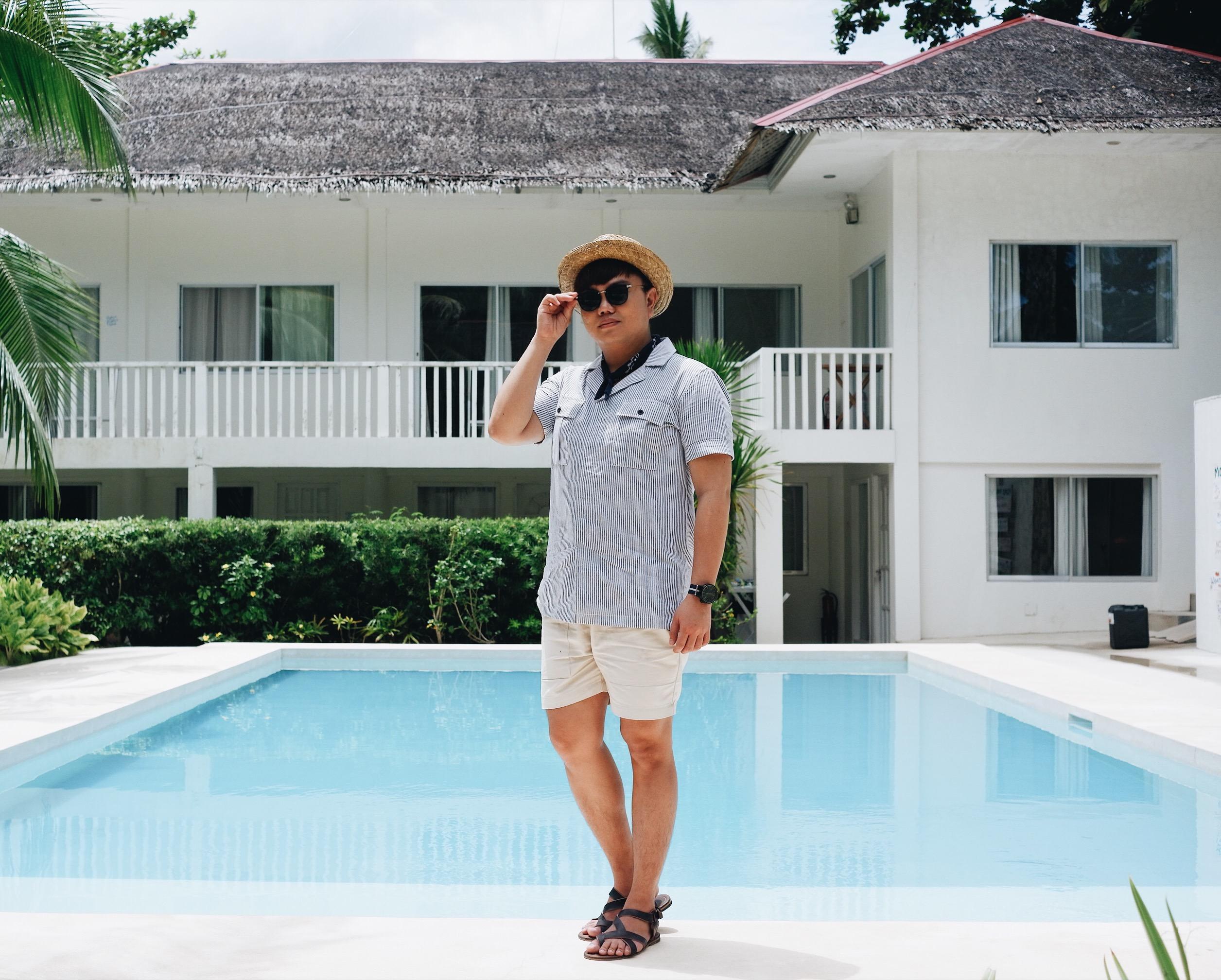 Just Chill at Momo Beach House Bohol