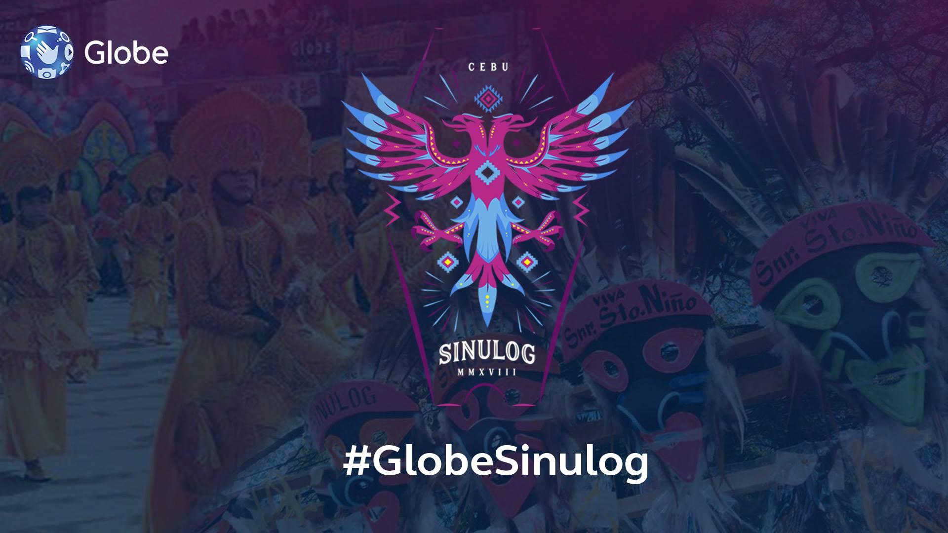 #GlobeSinulog